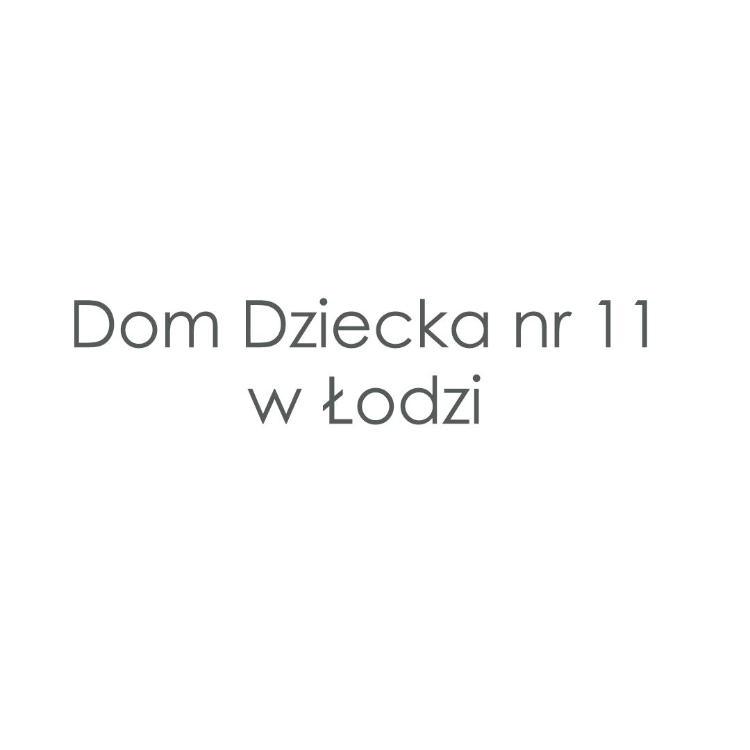Dom Dziecka nr 11 w Łodzi