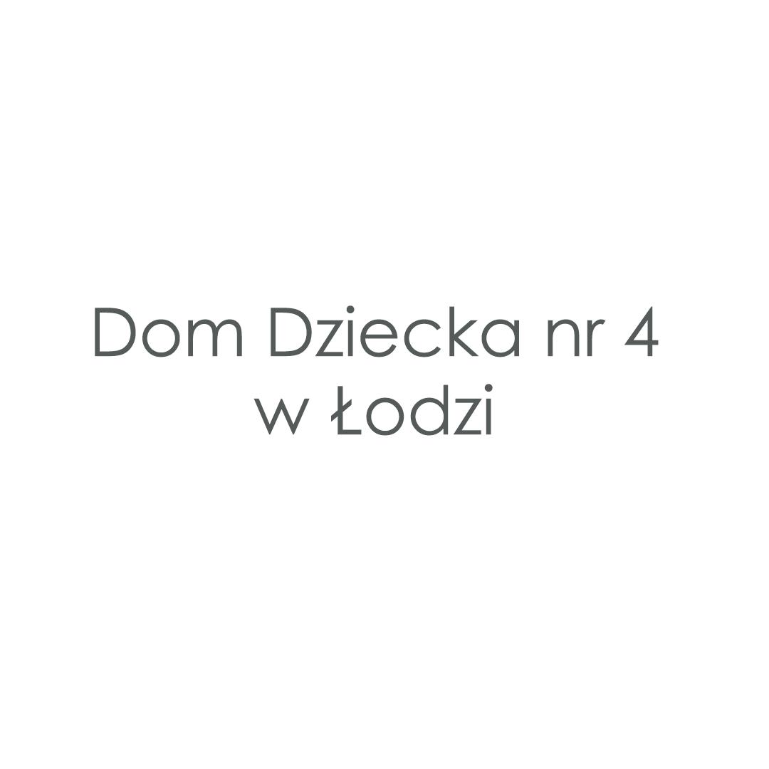 Dom Dziecka nr 4 w Łodzi