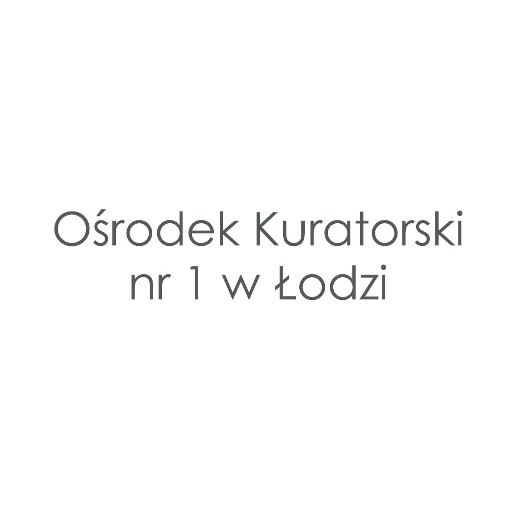 Ośrodek Kuratorski Nr 1 w Łodzi